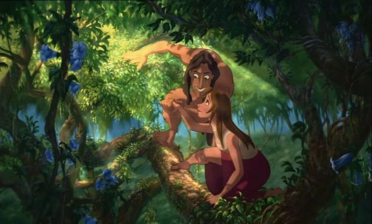 Tarzan Movies Jane Tarzan And Jane Disney Couples
