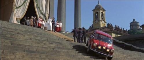 Italian Job 1969 pic