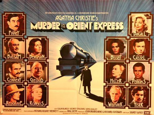 Murder on the Orient Express Quad