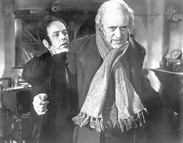 A Christmas Carol 1951.Johnlink Ranks A Christmas Carol 1951 Johnlinkmovies