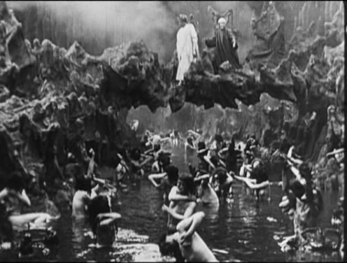 L'Inferno - 1911 - River of Filth - Flatterers