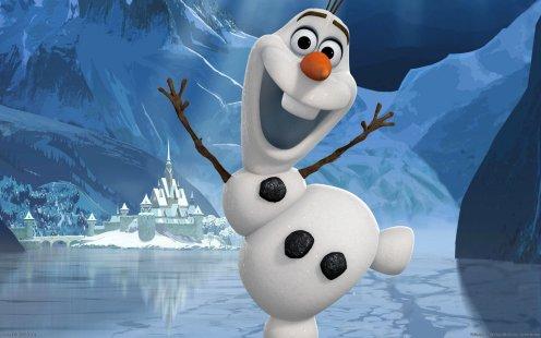 Olaf-the-Snowman-Likes-Warm-Hugs